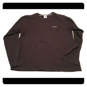 Tommy Hilfiger Black XL Long Sleeve Cotton 100%
